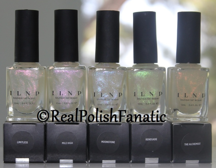 ILNP Real Magic™ Toppers - My Picks -- Limitless, Mile High, Moonstone, Renegade, The Alchemist (1)