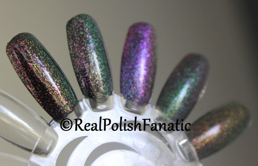 ILNP Real Magic™ Toppers - My Picks -- Limitless, Mile High, Moonstone, Renegade, The Alchemist (10)