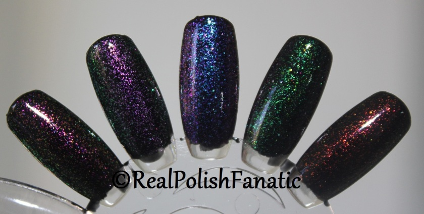 ILNP Real Magic™ Toppers - My Picks -- Limitless, Mile High, Moonstone, Renegade, The Alchemist (2)