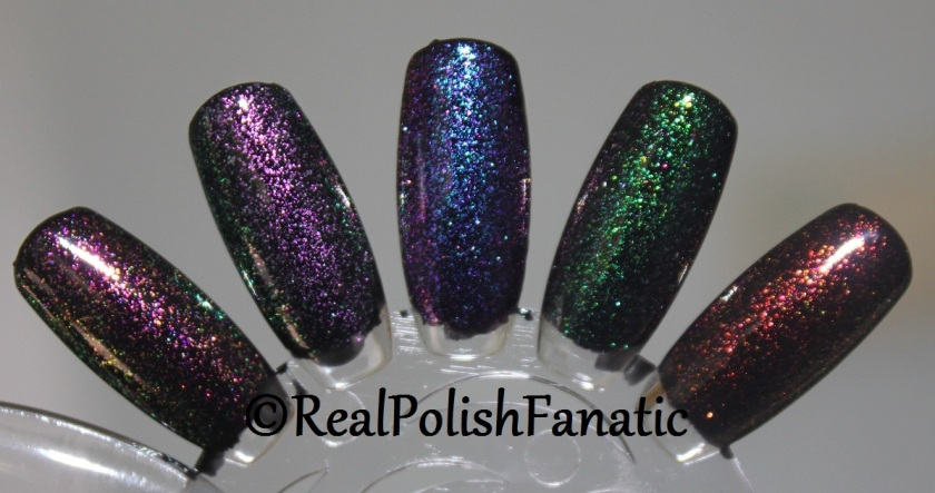 ILNP Real Magic™ Toppers - My Picks -- Limitless, Mile High, Moonstone, Renegade, The Alchemist (4)