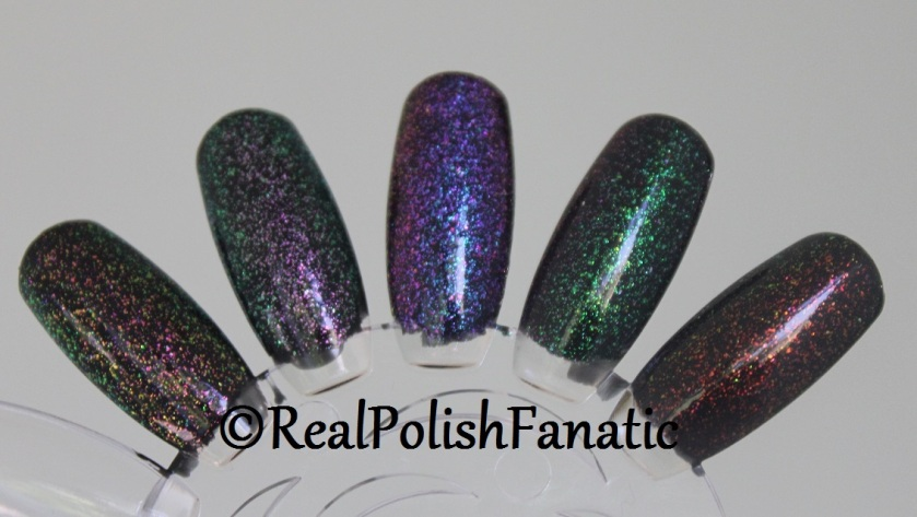 ILNP Real Magic™ Toppers - My Picks -- Limitless, Mile High, Moonstone, Renegade, The Alchemist (7)