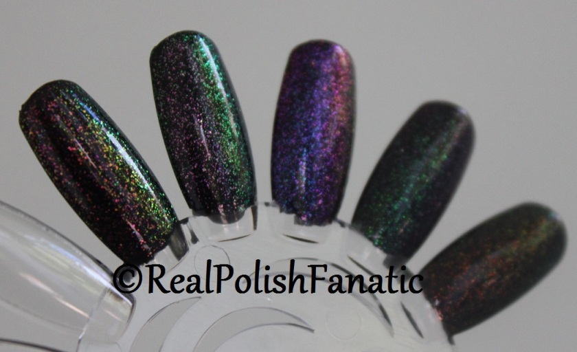 ILNP Real Magic™ Toppers - My Picks -- Limitless, Mile High, Moonstone, Renegade, The Alchemist (8)