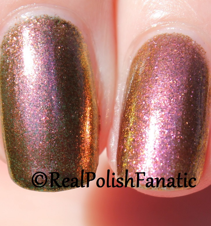 Orly Velvet Kaleidoscope -- Fall 2017 Velvet Dream Collection with Space Cadet Comparison (11)