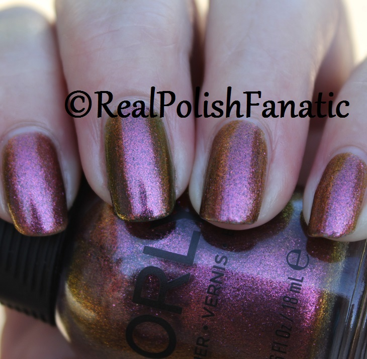 Orly Velvet Kaleidoscope -- Fall 2017 Velvet Dream Collection with Space Cadet Comparison (14)