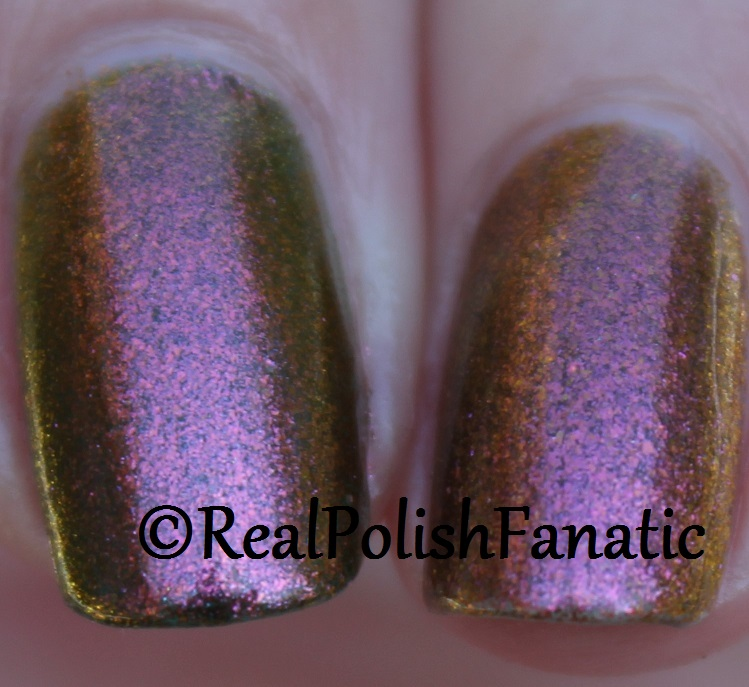 Orly Velvet Kaleidoscope -- Fall 2017 Velvet Dream Collection with Space Cadet Comparison (16)