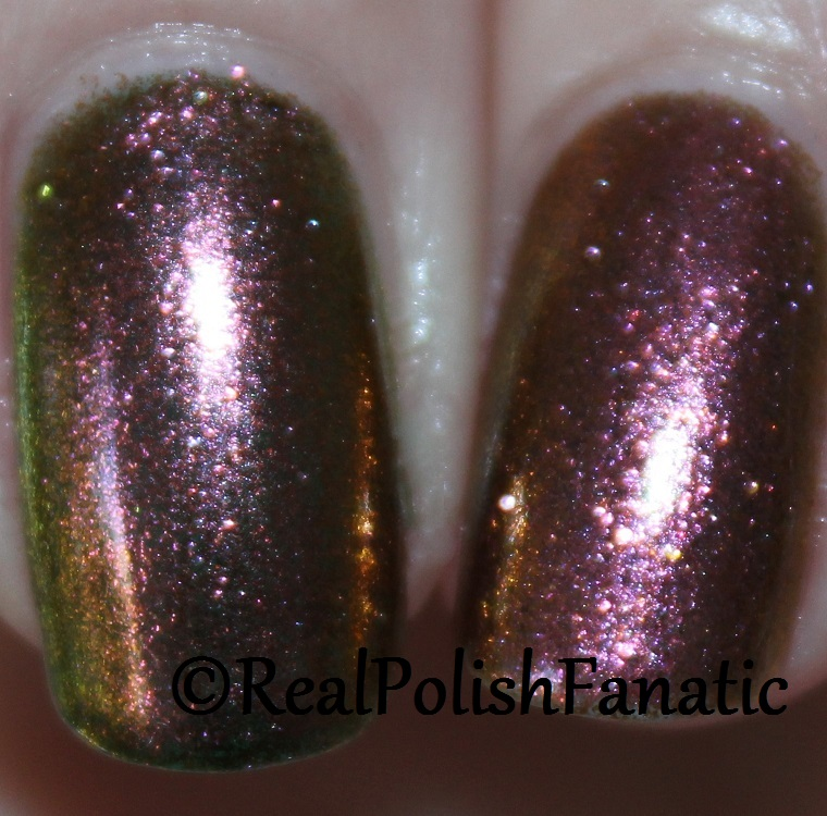 Orly Velvet Kaleidoscope -- Fall 2017 Velvet Dream Collection with Space Cadet Comparison (4)