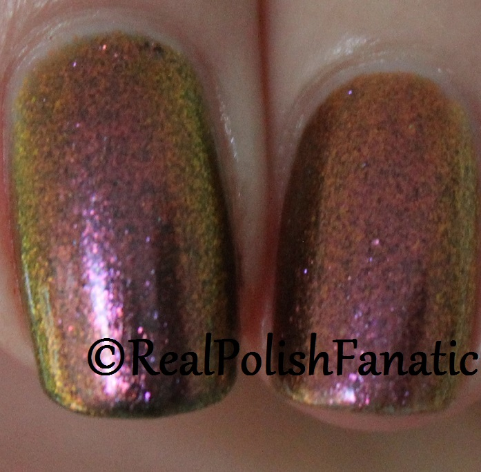 Orly Velvet Kaleidoscope -- Fall 2017 Velvet Dream Collection with Space Cadet Comparison (7)