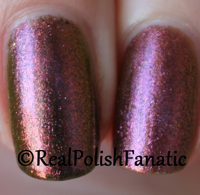 Orly Velvet Kaleidoscope -- Fall 2017 Velvet Dream Collection with Space Cadet Comparison (9)