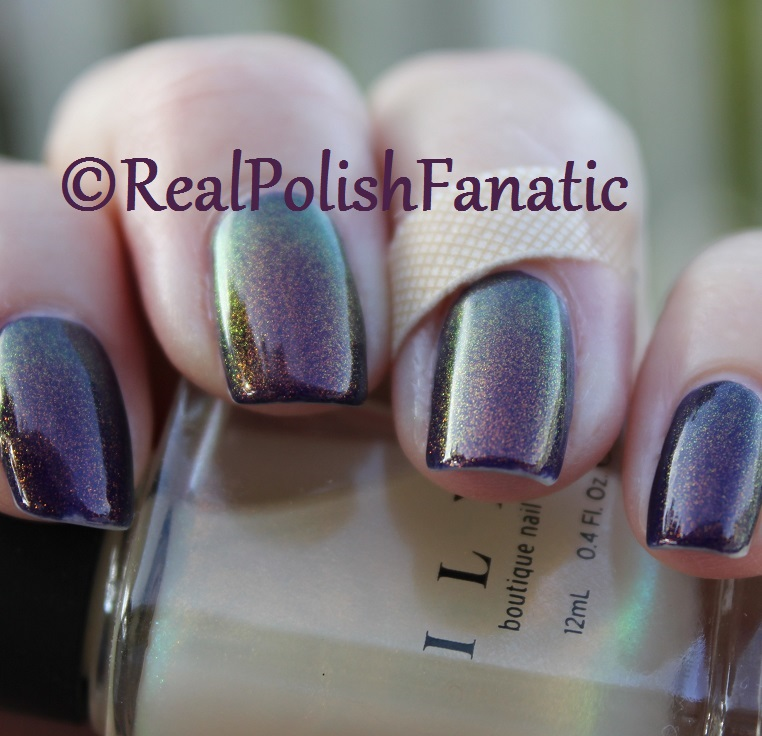 China Glaze Crown For Whatever and ILNP The Magician (13)