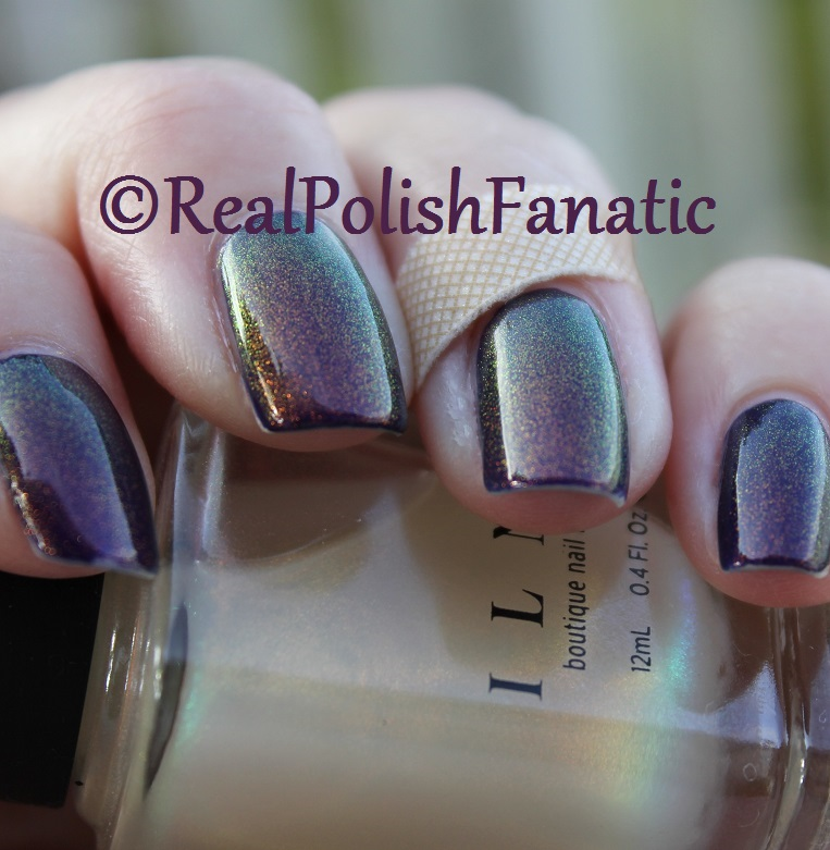 China Glaze Crown For Whatever and ILNP The Magician (14)