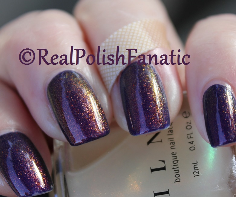 China Glaze Crown For Whatever and ILNP The Magician (16)