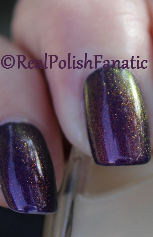 China Glaze Crown For Whatever and ILNP The Magician (17)