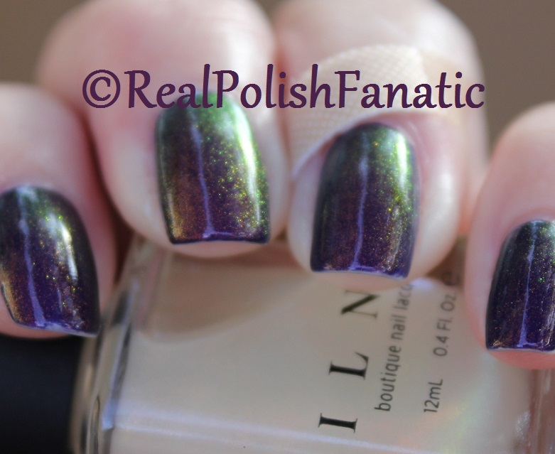China Glaze Crown For Whatever and ILNP The Magician (18)