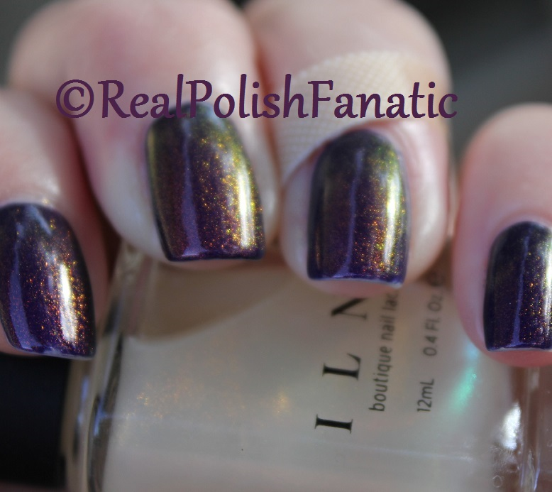 China Glaze Crown For Whatever and ILNP The Magician (19)