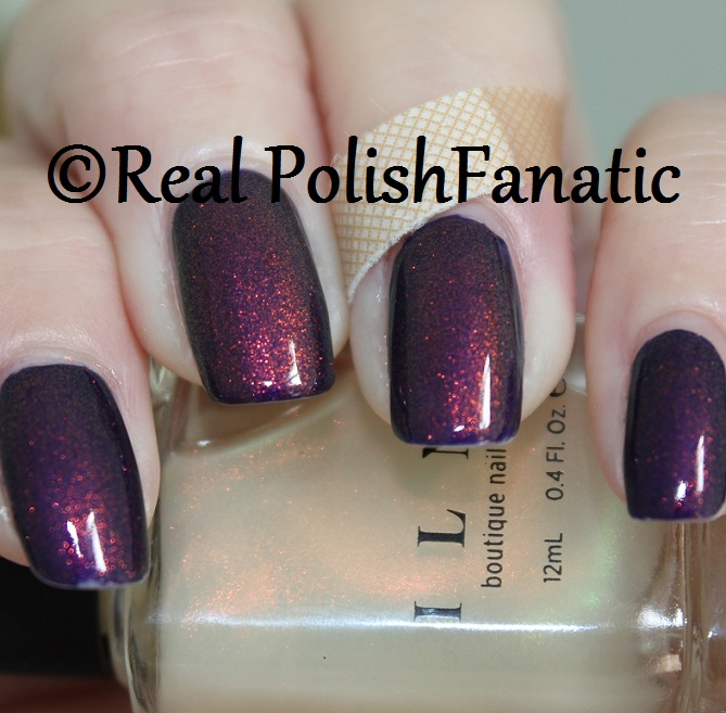 China Glaze Crown For Whatever and ILNP The Magician (2)