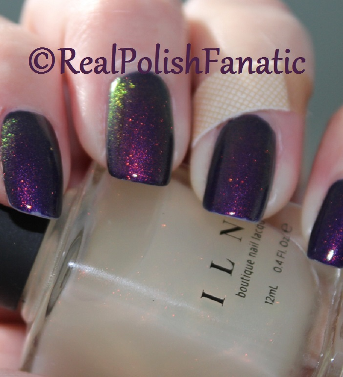 China Glaze Crown For Whatever and ILNP The Magician (28)