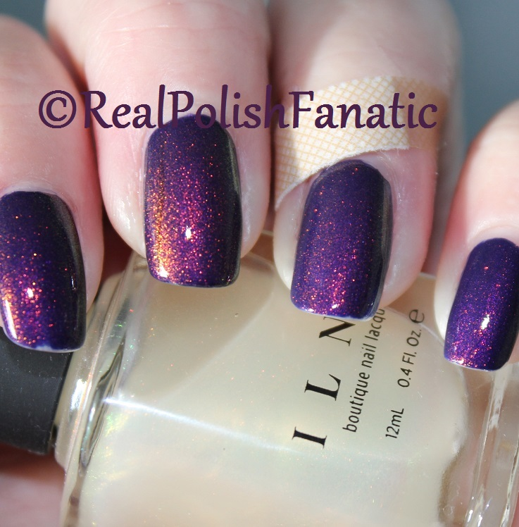China Glaze Crown For Whatever and ILNP The Magician (29)