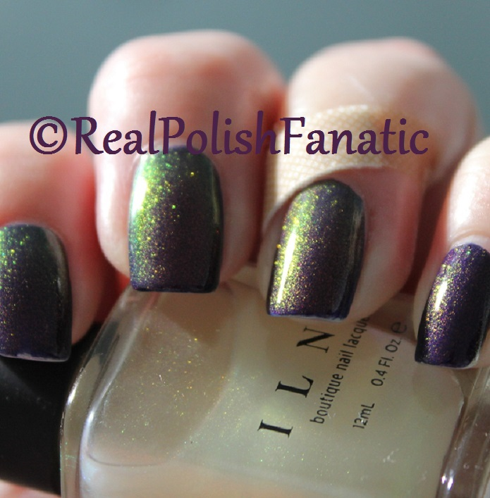 China Glaze Crown For Whatever and ILNP The Magician (31)
