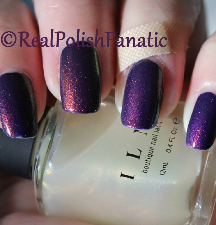 China Glaze Crown For Whatever and ILNP The Magician (33)