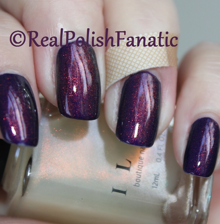 China Glaze Crown For Whatever and ILNP The Magician (6)