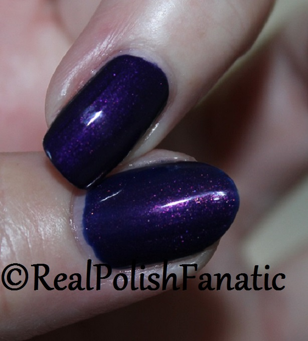 Comparison -- China GLaze Crown for Whatever VS OPI Turn On the Northern Lights (2)