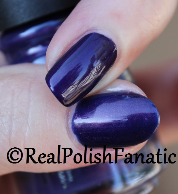 Comparison -- China GLaze Crown for Whatever VS OPI Turn On the Northern Lights (7)