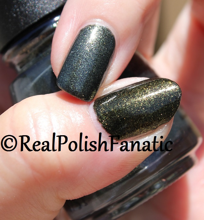 Comparison -- China Glaze Life's Grimm VS Cast A Spell (4)