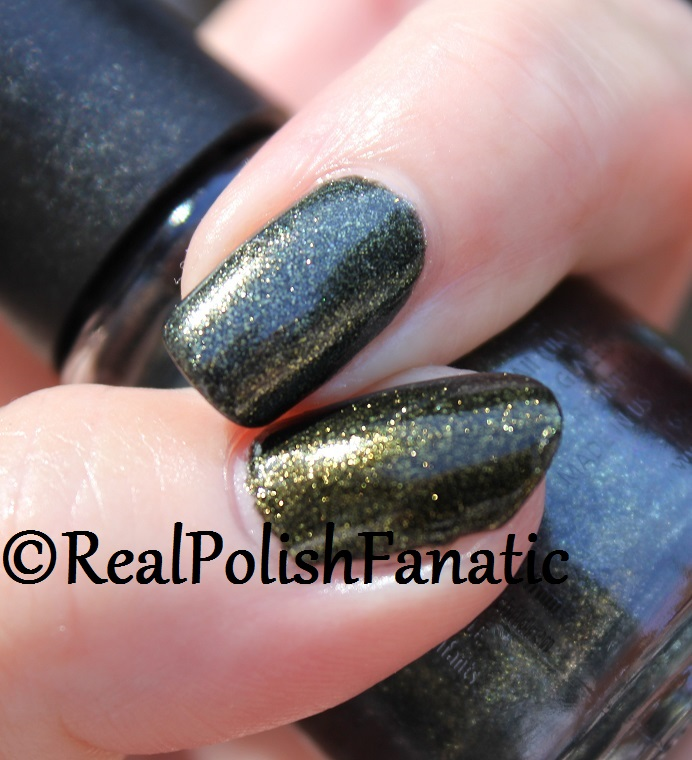 Comparison -- China Glaze Life's Grimm VS Cast A Spell (6)