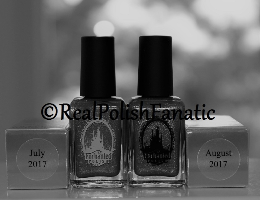 Enchanted Polish Monthly Mysteries - July 2017 & August 2017