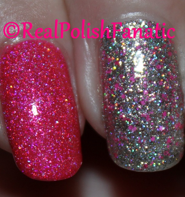 Girly Bits Hot Stuff & Girly Bits Sequins and Satin Pants (2)