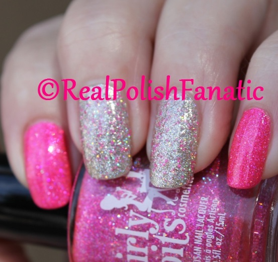 Girly Bits Hot Stuff & Girly Bits Sequins and Hot Pants
