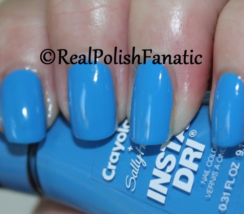 Sally Hansen - Cerulean -- Summer 2017 Crayola Collection (1)