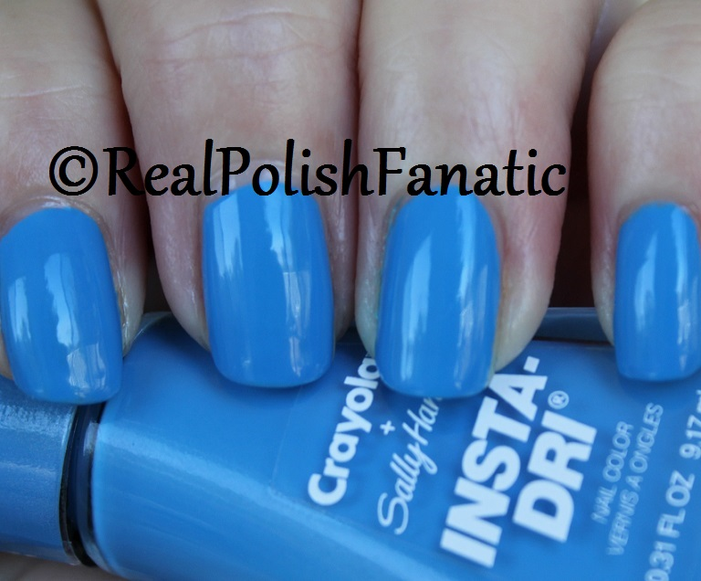 Sally Hansen - Cerulean -- Summer 2017 Crayola Collection (5)