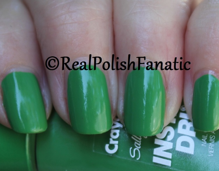Sally Hansen - Granny Smith Apple -- Summer 2017 Crayola Collection (11)