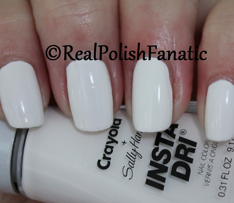Sally Hansen - White -- Summer 2017 Crayola Collection (3)