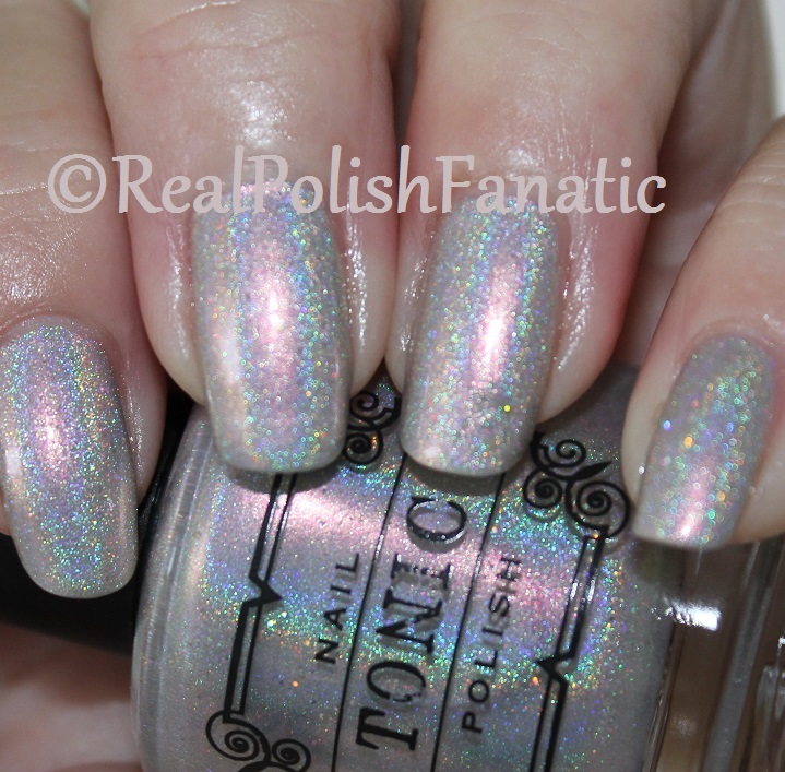Tonic Polish - One Million Flowers // Ever After ♥ Tonic Duo