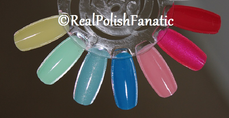 Tonic Polish One Million Flowers over China Glaze My Little Pony Cremes and Shimmers (1)