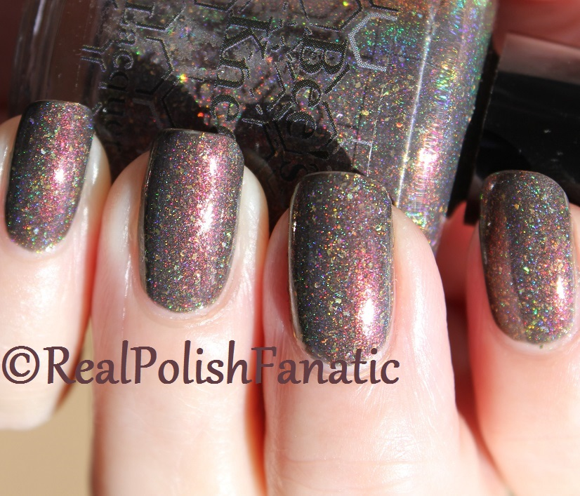 Bee's Knees Lacquer - We All Float (38)