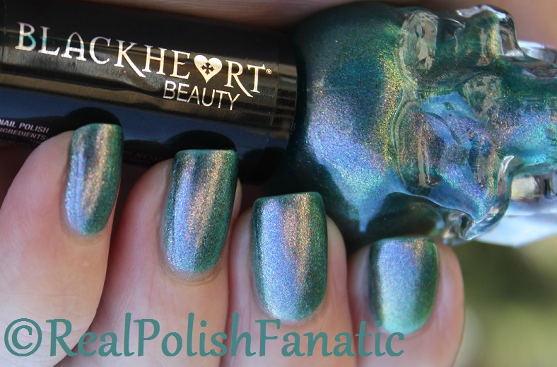 Blackheart Beauty - Scale Shimmer (34)