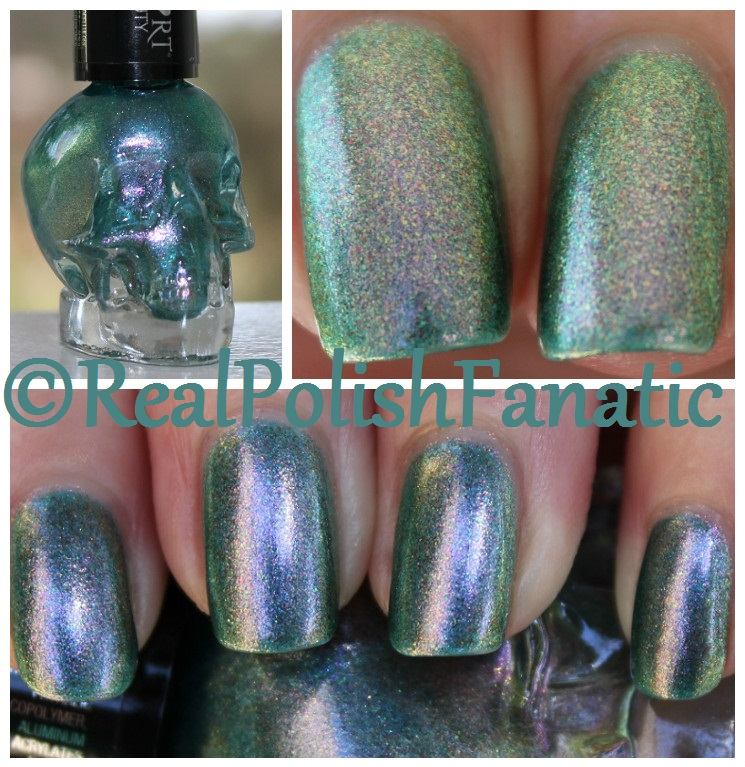 Blackheart Beauty - Scale Shimmer