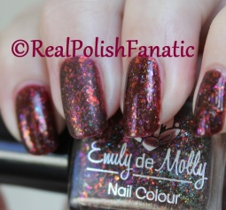 Emily de Molly - The Amber Palace