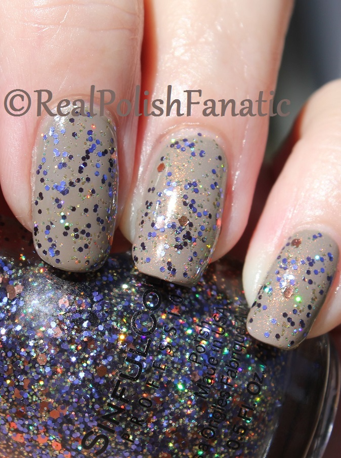 NCLA - Virgo & KBShimmer - You Dew You & Sinful Colors - If You Got It Haunt It