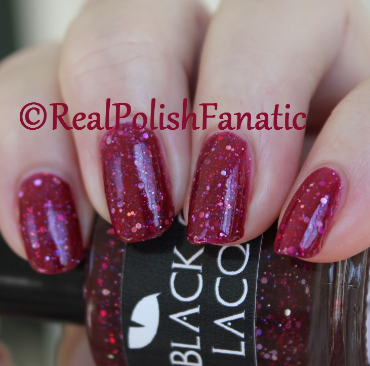 Black Cat Lacquer - Cosmic Cranberry (12)