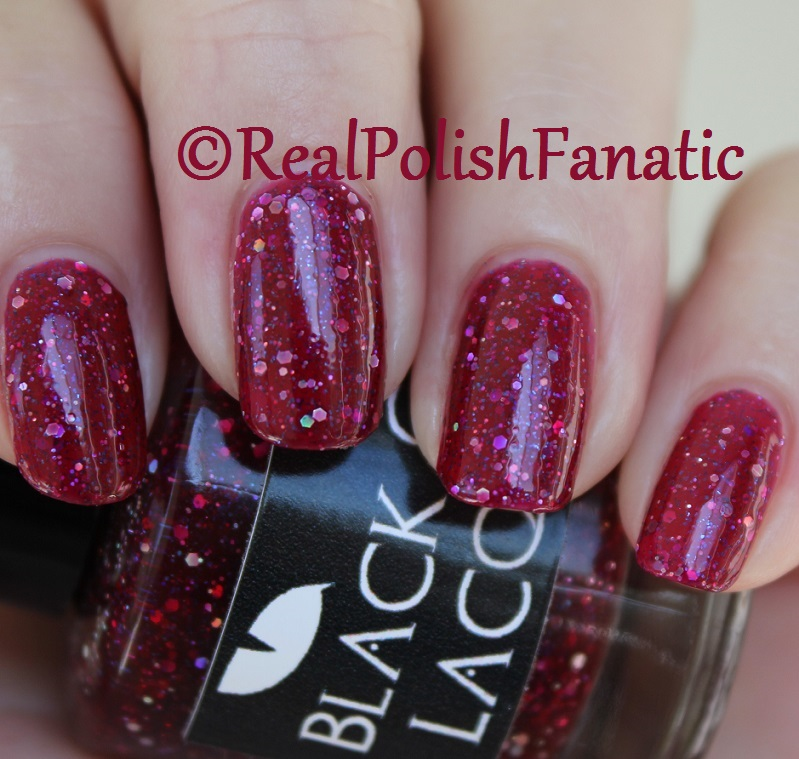 Black Cat Lacquer - Cosmic Cranberry (13)