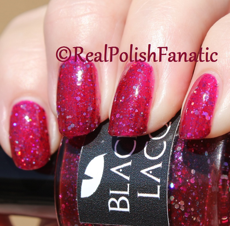Black Cat Lacquer - Cosmic Cranberry (16)