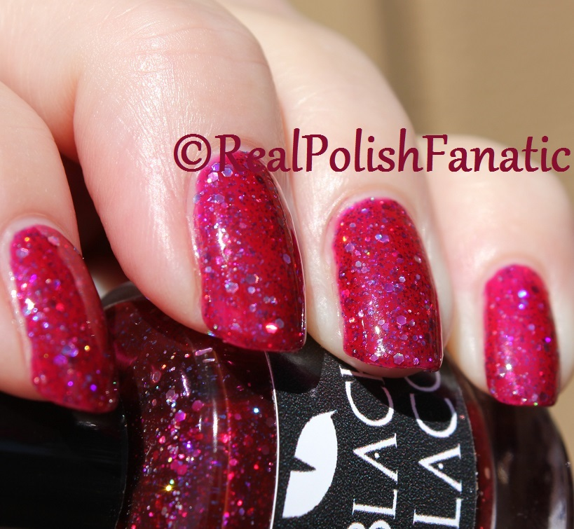Black Cat Lacquer - Cosmic Cranberry (17)