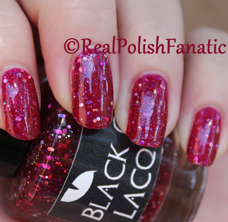 Black Cat Lacquer - Cosmic Cranberry (21)