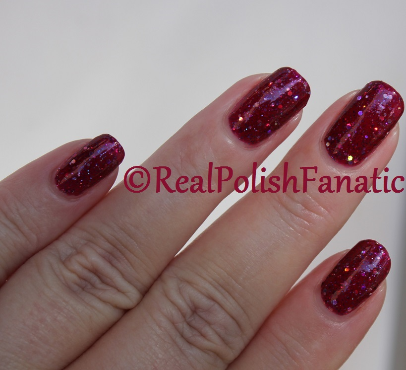 Black Cat Lacquer - Cosmic Cranberry (24)