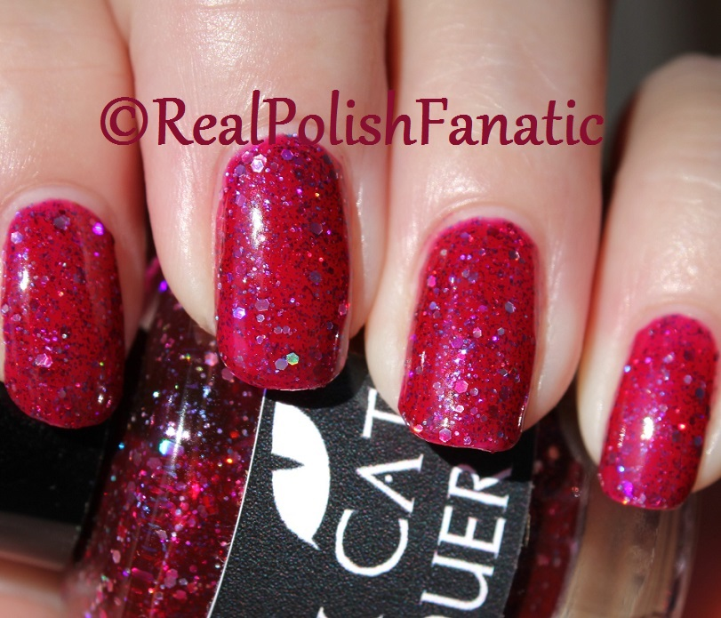 Black Cat Lacquer - Cosmic Cranberry (27)