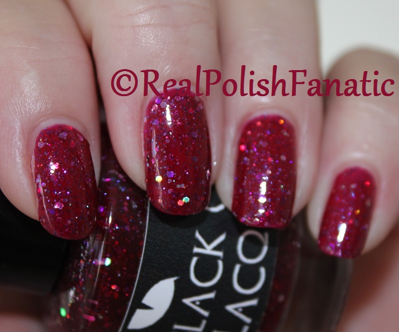 Black Cat Lacquer - Cosmic Cranberry (4)